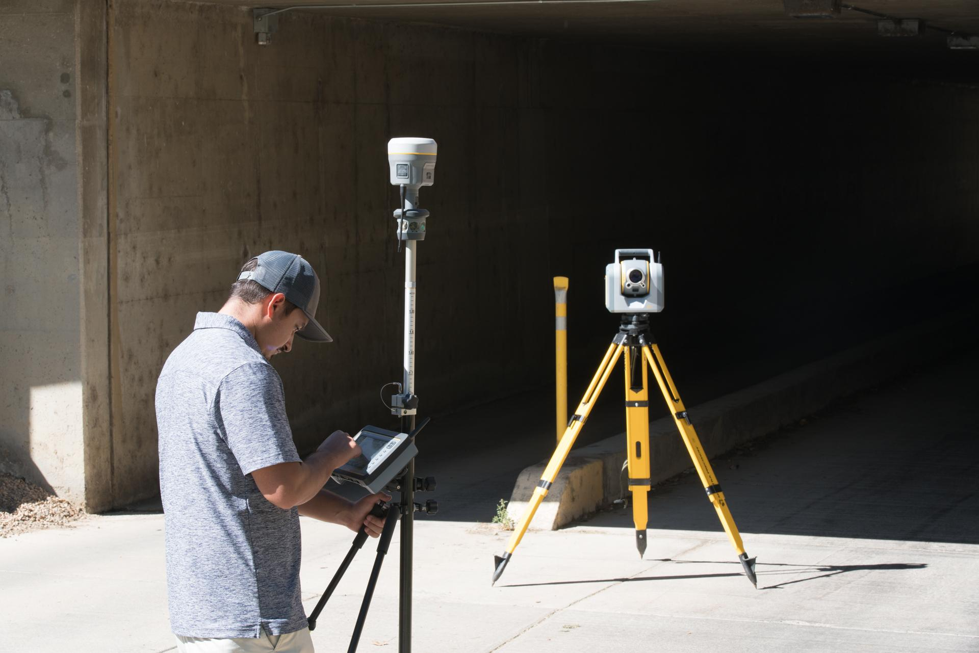 Trimble SX 10 Totalstation